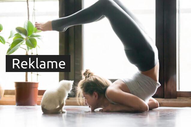Yoga – sådan kommer du i gang