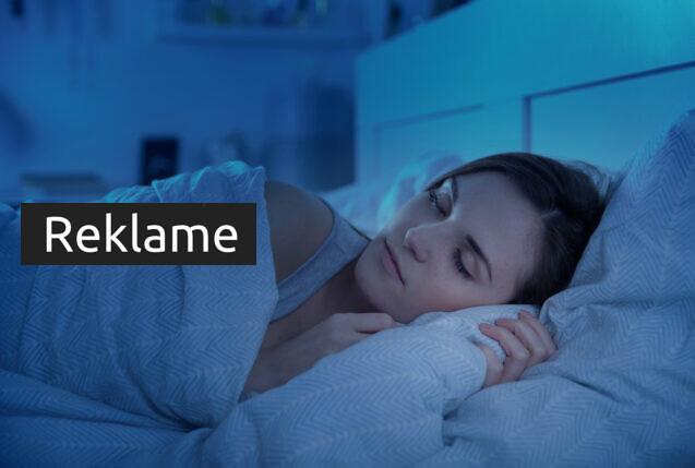 Hold soveværelset køligt for en bedre søvn