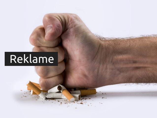 Derfor skal du stoppe med at ryge