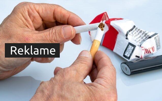 Vil du gerne kvitte cigaretterne? Så følg disse 3 gode råd