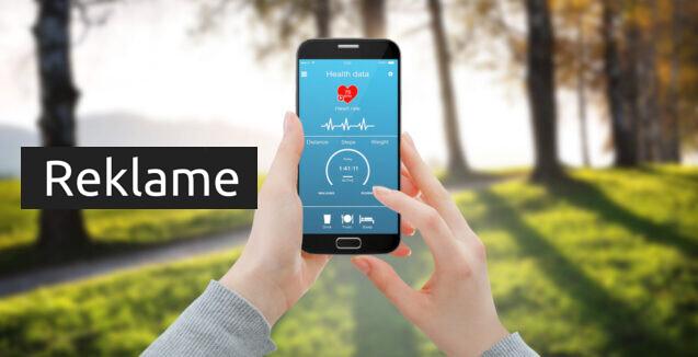 Smarte apps som giver dig bedre vaner