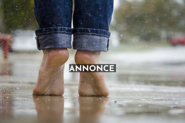 Din sundhed sidder også i fødderne