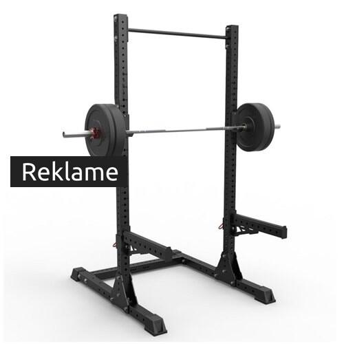 Tag din træning til det næste niveau med et squat rack stativ