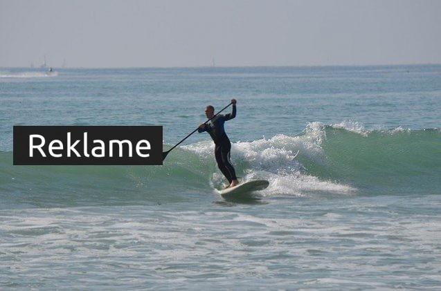 Hvad koster et paddleboard?